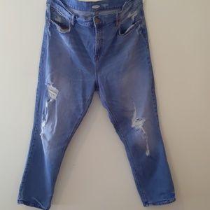 Plus size jeans size 16